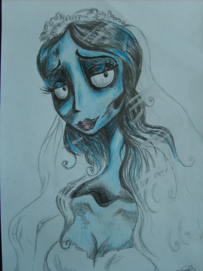 Corpse Bride by Lanney